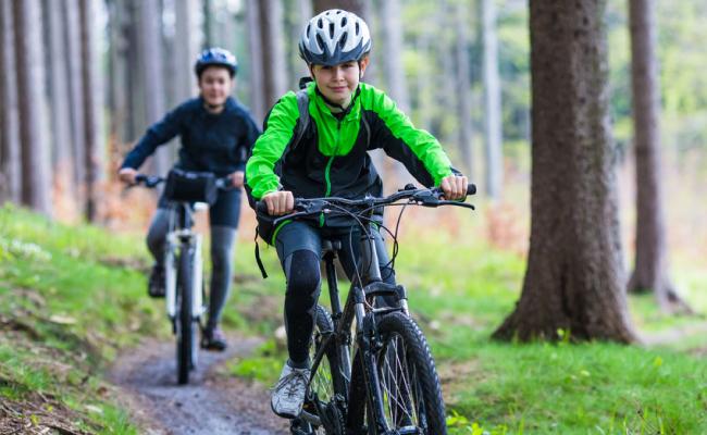 ścieżki rowerowe Baranowo pod Poznaniem - Osiedle Białe